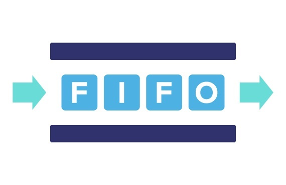 FIFO management for warehouses