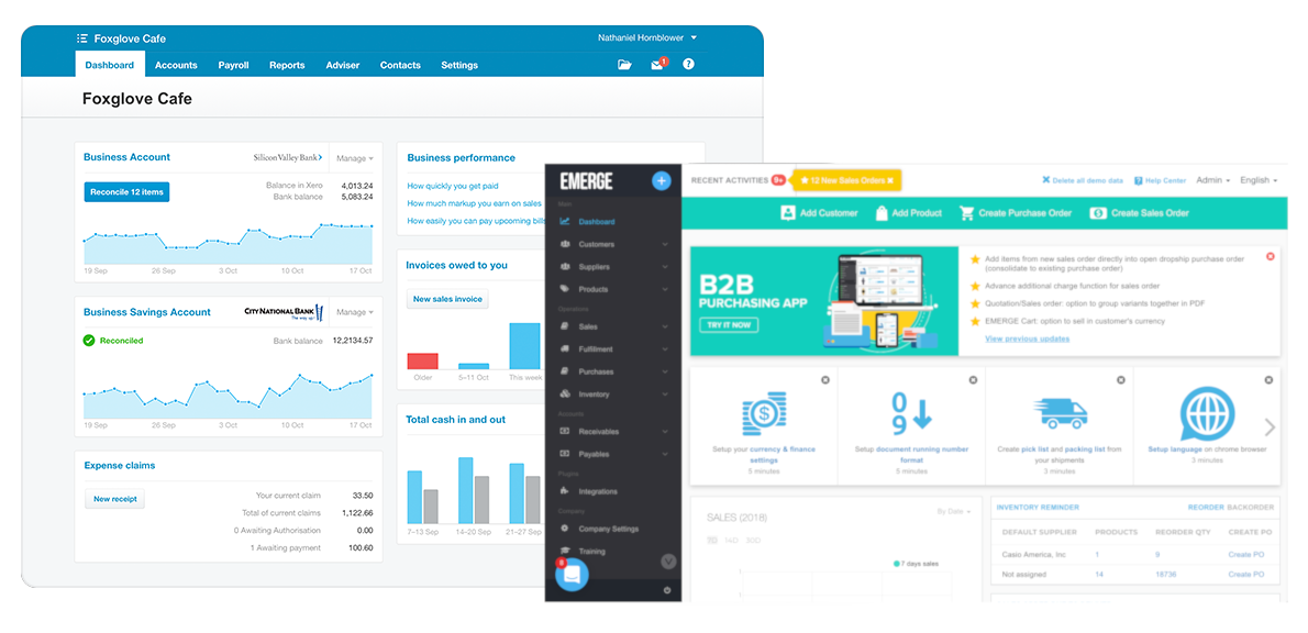 Xero inventory management