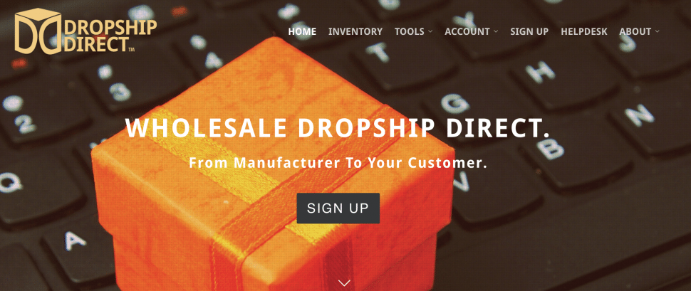 Dropship Direct Dropshipping companies