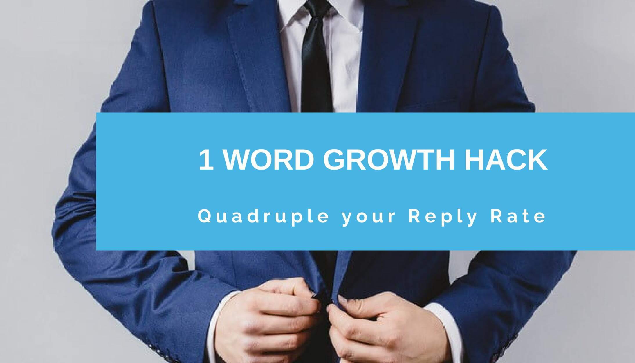 Growth Hack - Sales