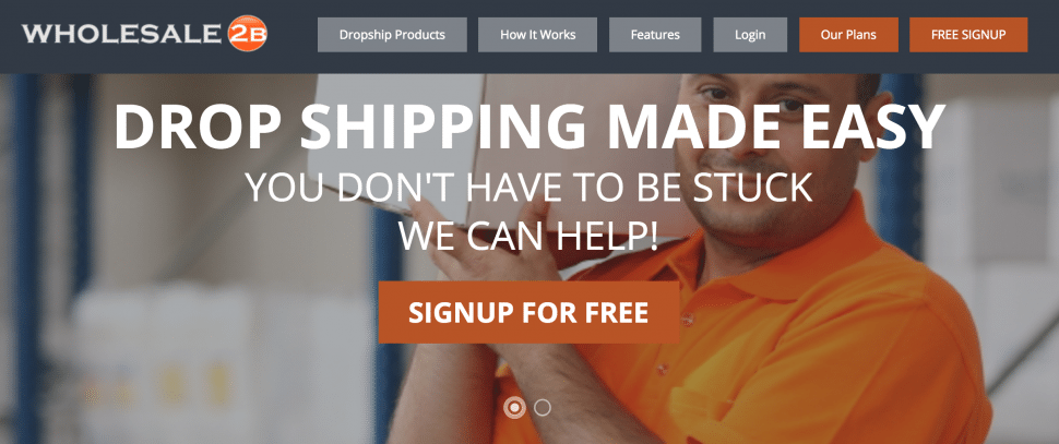 wholesale 2b - best drop shipping companies