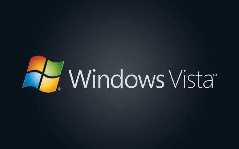 windows vista - product failure