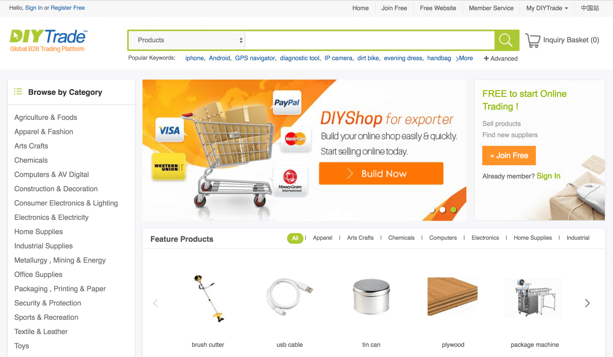 92f00dc3fe78 Best B2B Marketplaces in China