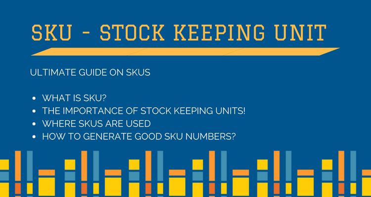 SKU - What are SKU number, SKU codes