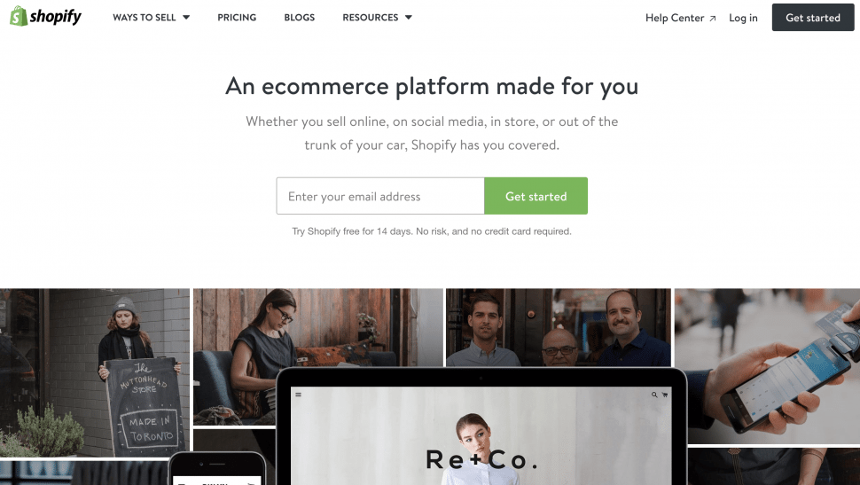 shopify-one-of-the-best-ecommerce-store-builder