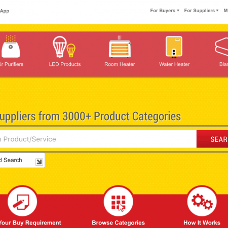 Trade India - b2b marketplace