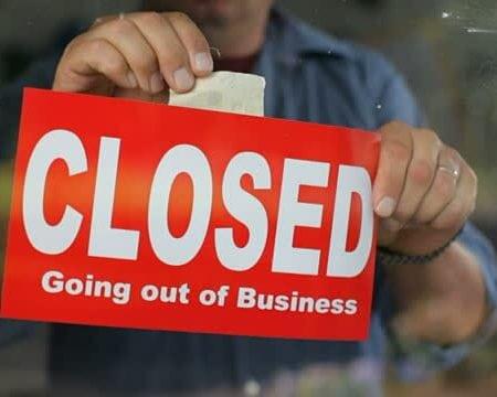 Retail bankruptcies
