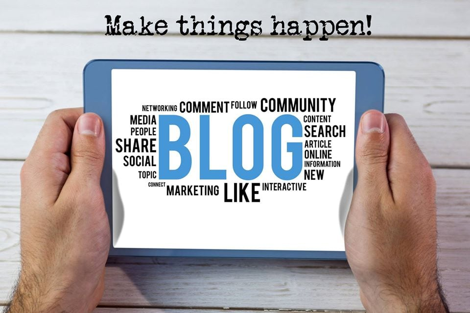 blog - inbound marketing ecommerce