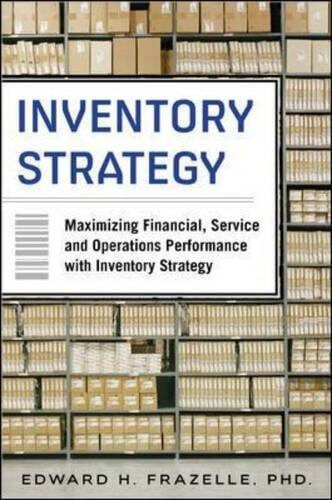 Inventory Strategy - #7 Inventory Management Book