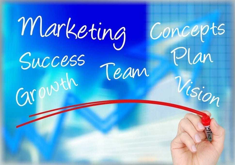 Small Business Influencers - Marketing influencers