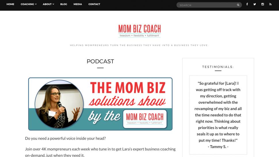 Mom Biz Coach