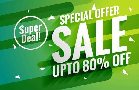 Discounts - Liquidate Excess Inventory