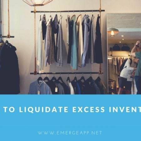 How To Liquidate Excess Inventory
