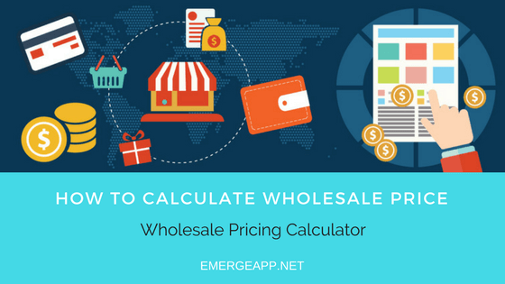 how to calculate wholesale price wholesale price calculator