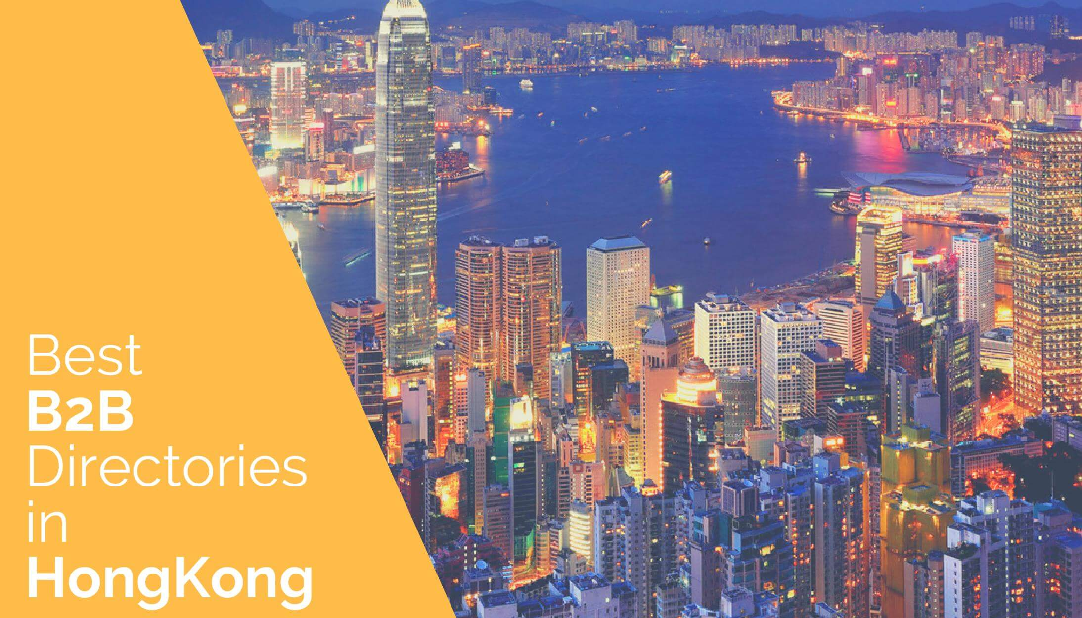 B2B marketplaces in Hongkong