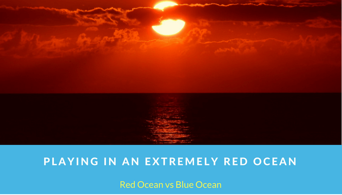 Red Ocean Strategy - Wholesale business tips
