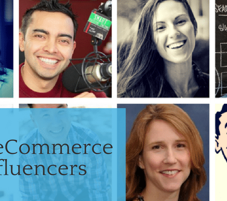 Top eCommerce influencers 2018