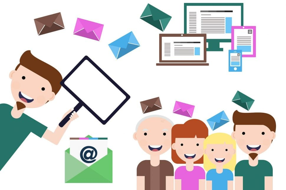 email marketing - wholesale marketing strategy