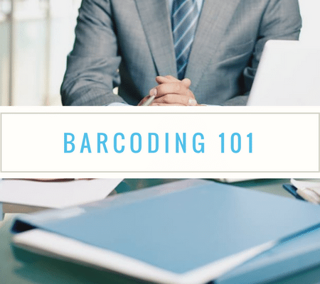 Barcoding 101 - how to make barcodes