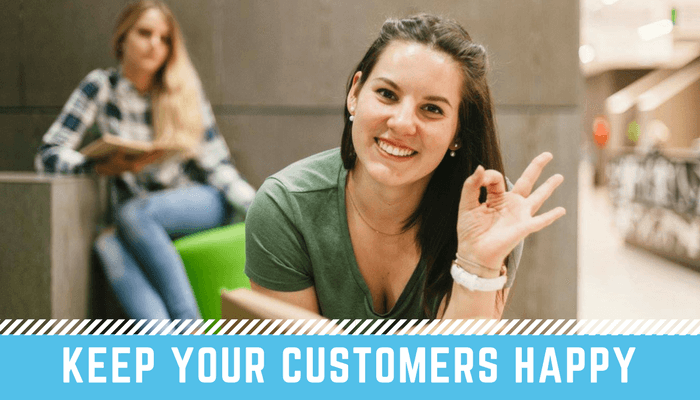 Keep your Customers Happy - Benefits of Inventory Management