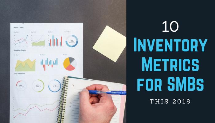 inventory management metrics