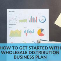 Wholesale Distribution Business Plan