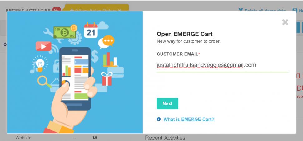 open b2b ecommerce