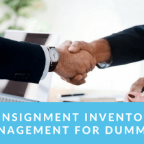 Consignment inventory management