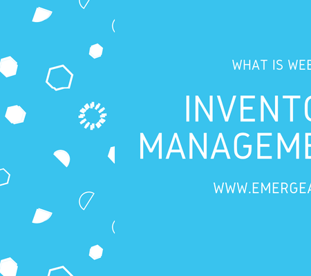 Web based inventory management