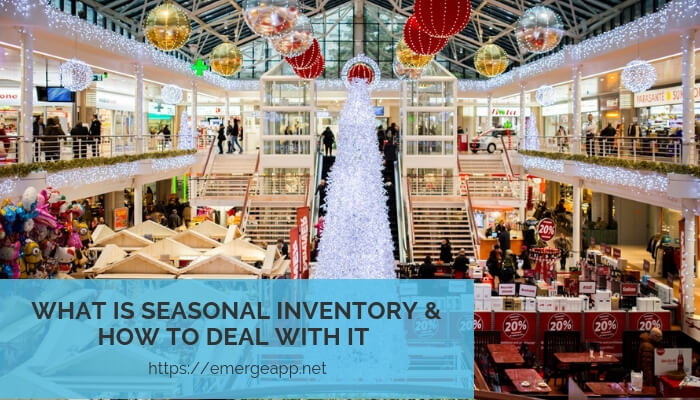 What is Seasonal Inventory