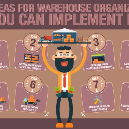 warehouse organisation ideas