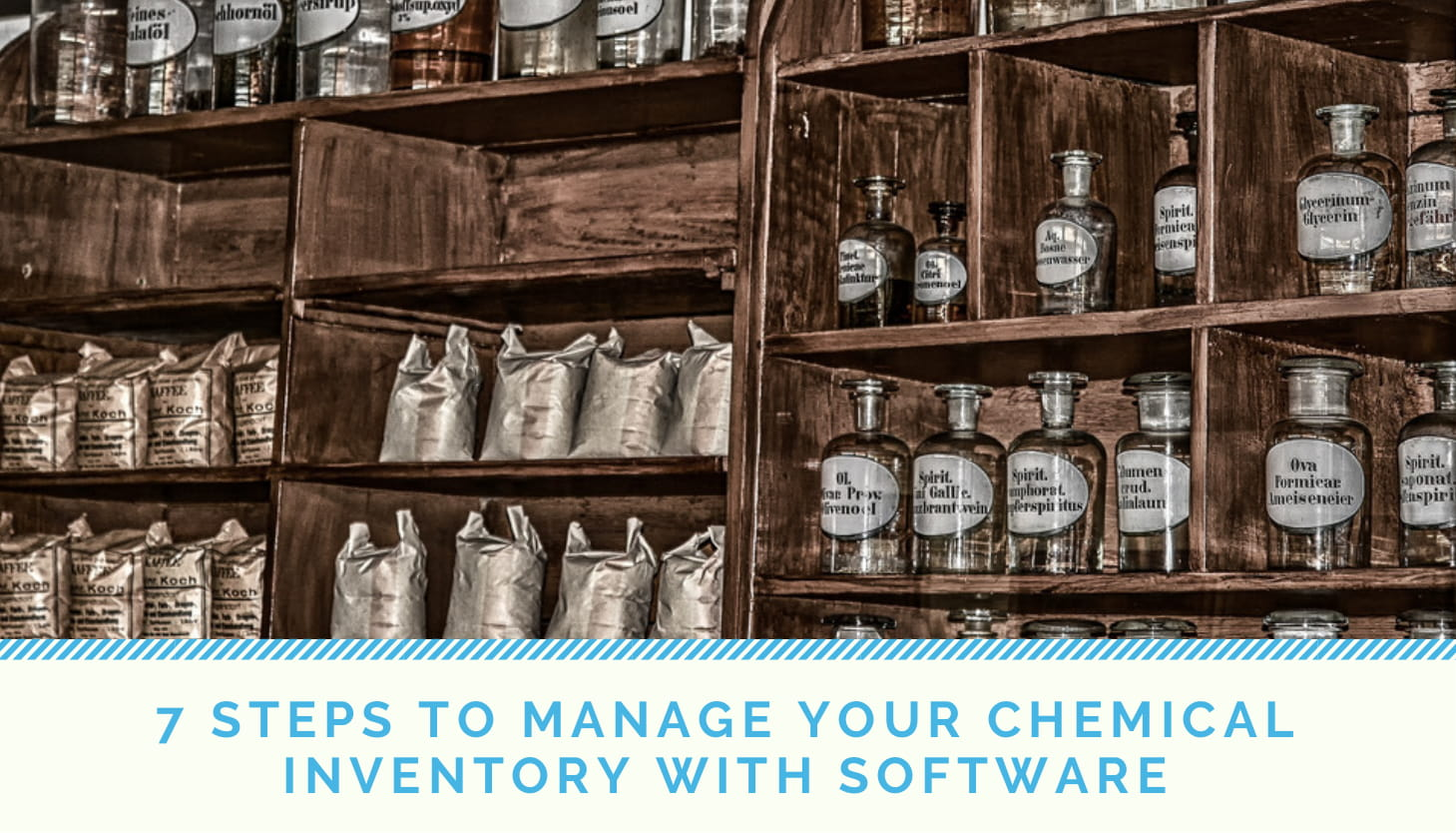 Chemical Inventory software