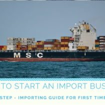 Importing guide for small business