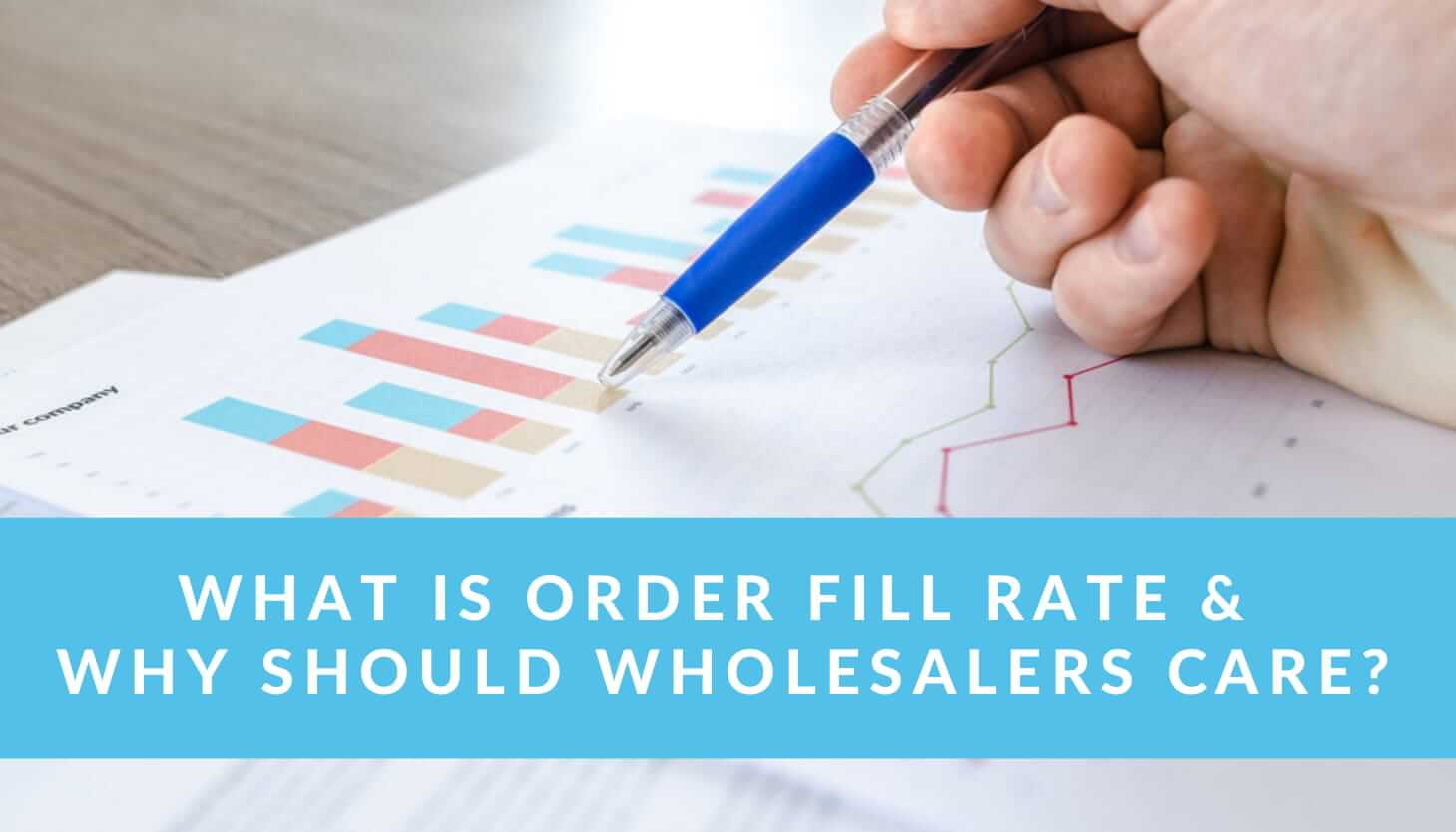 Order fill rate