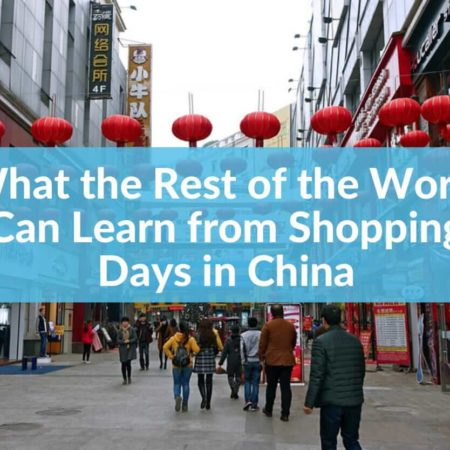 Shopping Days in China