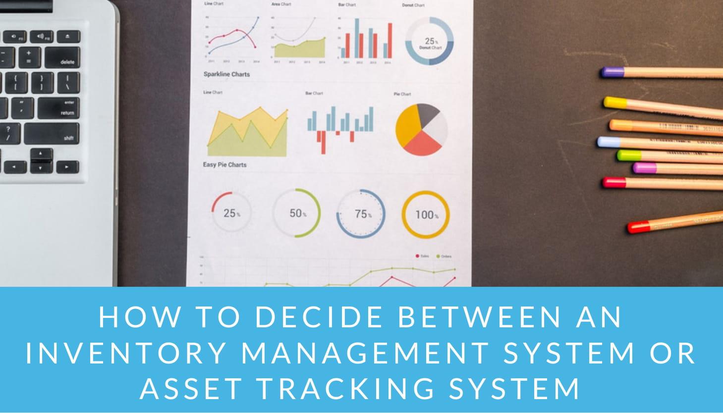 inventory management vs asset management