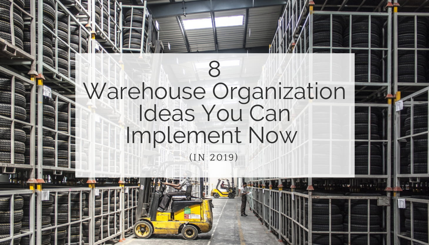 warehouse organization