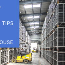 Safety tips for warehouse
