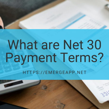 What are Net 30 Payment Terms