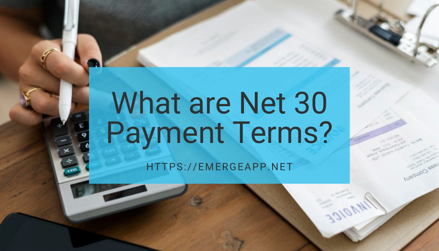 What Are Net 30 Payment Terms Best Inventory Management
