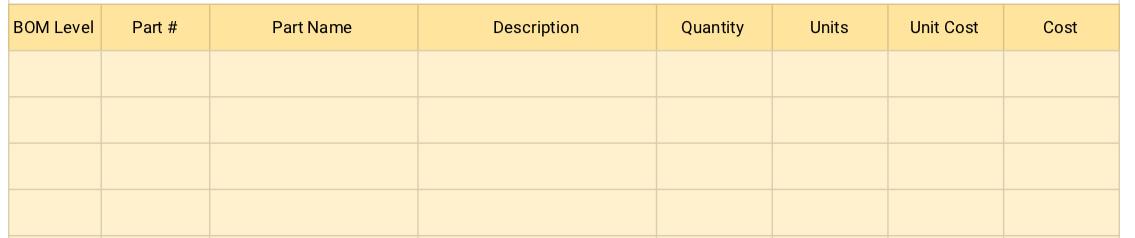 进销存——为批发制造企业准备的一份材料清单