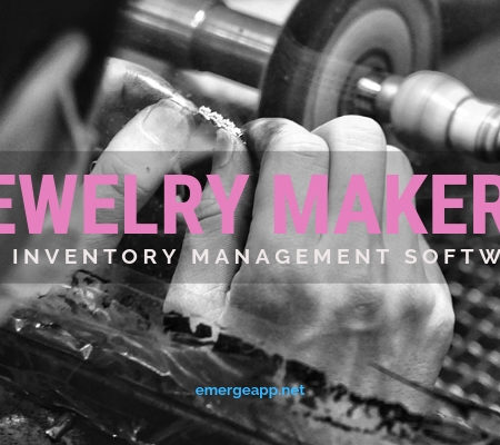 Jewelry Makers and inventory management